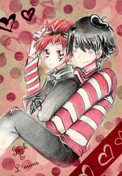 mime love by Naomi-shan
