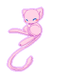 Pokemonpixel: Mew by TheLonelyQueen