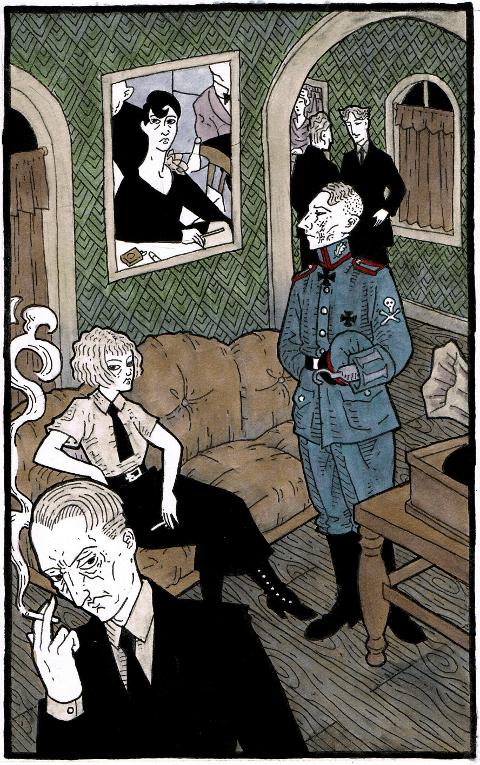 berlin stories b by the black cat on deviantart. Black Bedroom Furniture Sets. Home Design Ideas
