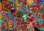 PSYCHEDELIC MESS
