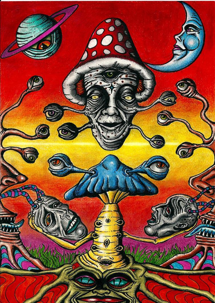 Shroomz by Acid-Flo on DeviantArt