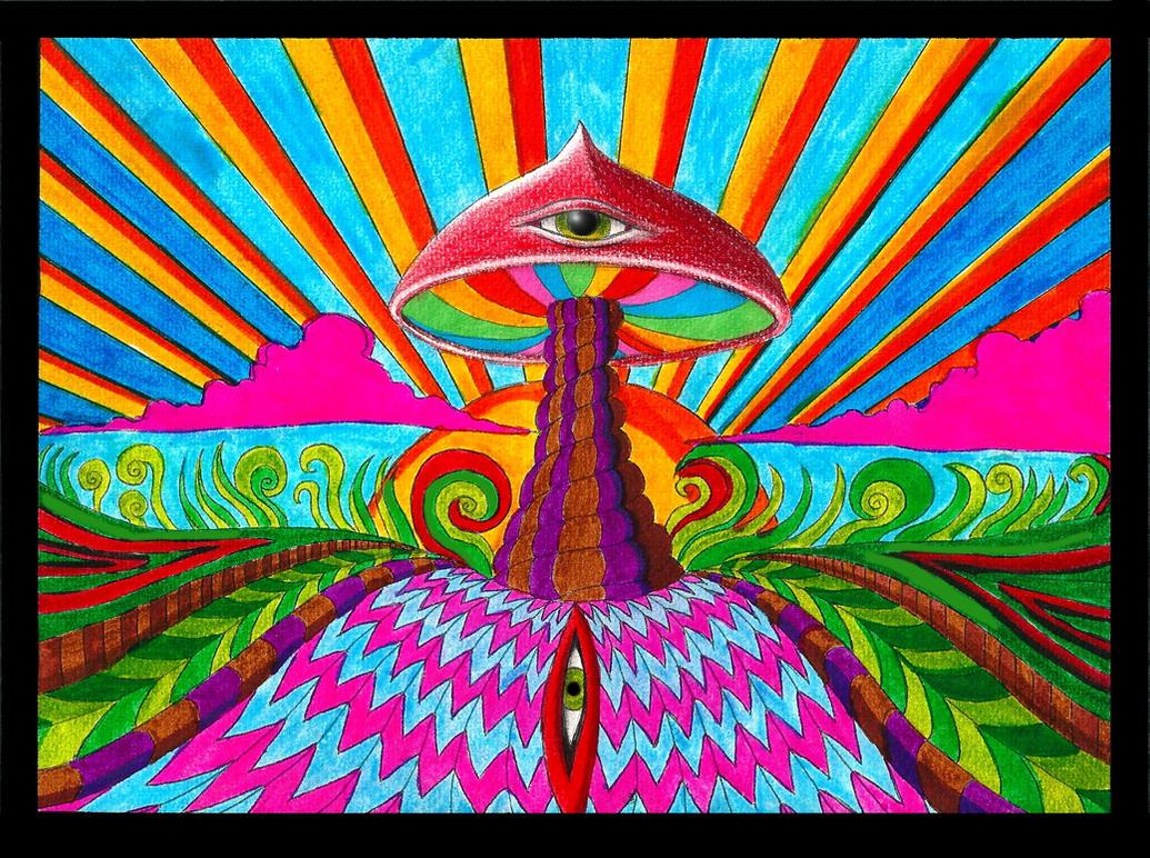 The Mushroom God by Acid-Flo on DeviantArt