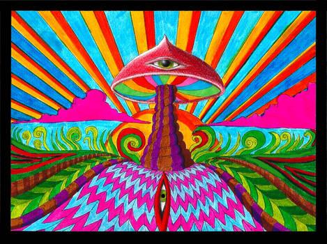 The Mushroom God