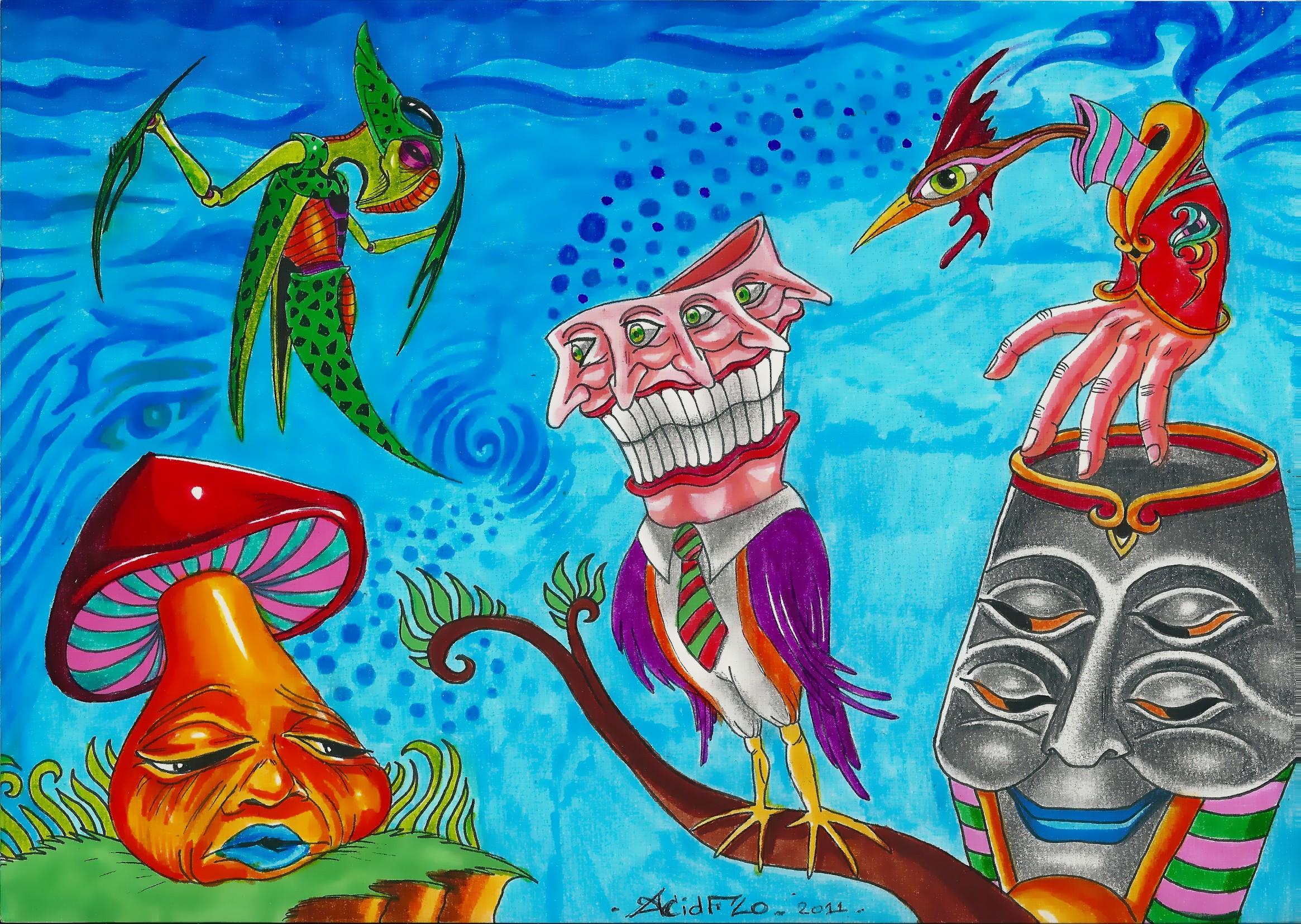 FLUDOBUDOHU By Acid Flo