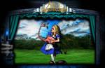 Original Alice by Lewis Caroll - Colored version 3