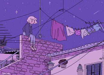 Lonely Nights by Luxjii