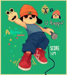 U Rappin by Luxjii