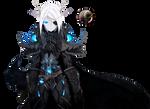 Blood Elf - Eyepatch Death Knight