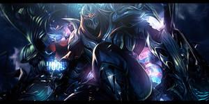 League of Legends - Zed by Voqus