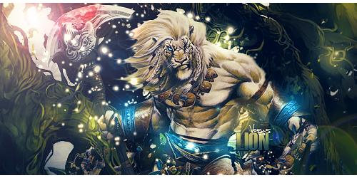 Deviantart Lion Warrior: Lion Warrior By Voqus On DeviantArt