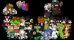 Minecraft Halloween WIP