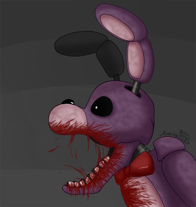 Bonnie Bunny by Assechan