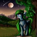 [RP] Moonrise + SPEEDPAINT