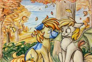 [COM] Autumn Time by Hilis