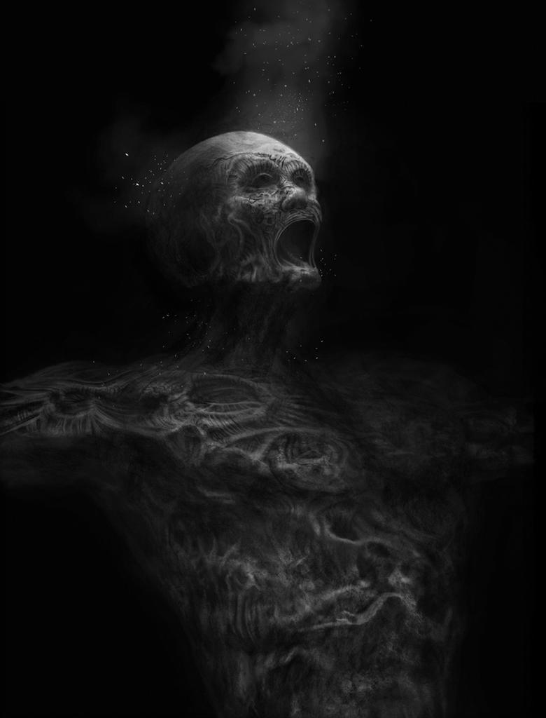 Silent Scream by vladimm