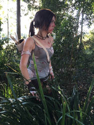 Lara Croft by crystelalee