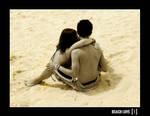 beach love by E-Rain