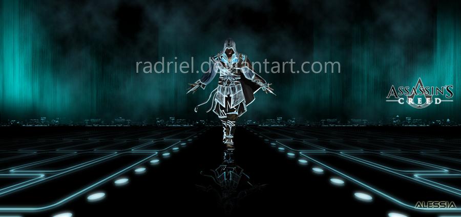 Assassin's Tron by Radriel