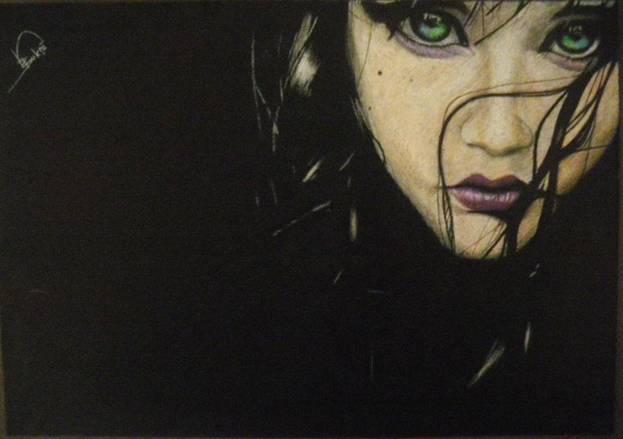 al buio by BluLeone