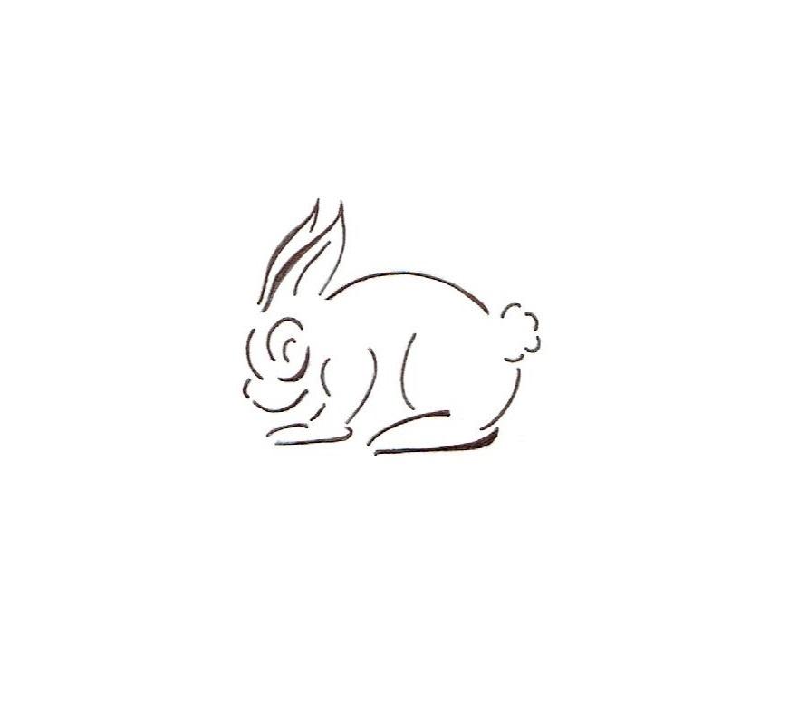 Little bunny by Aalieyah