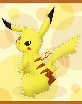 Kanto Starters: Pikachu