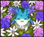 {CE} Flower Field by Viidoll