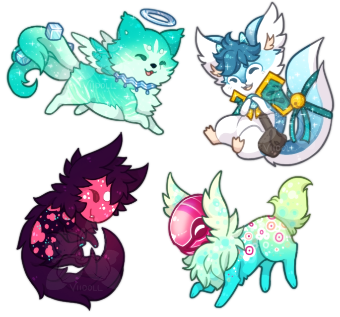 {T} Batch of Cheebs~ by Viidoll