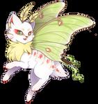 {P} Luna Moth-cat - Approved!