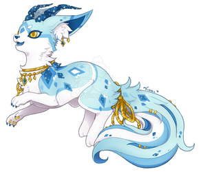 {P} Glace Revamp by Viidoll
