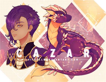{P} Cazar
