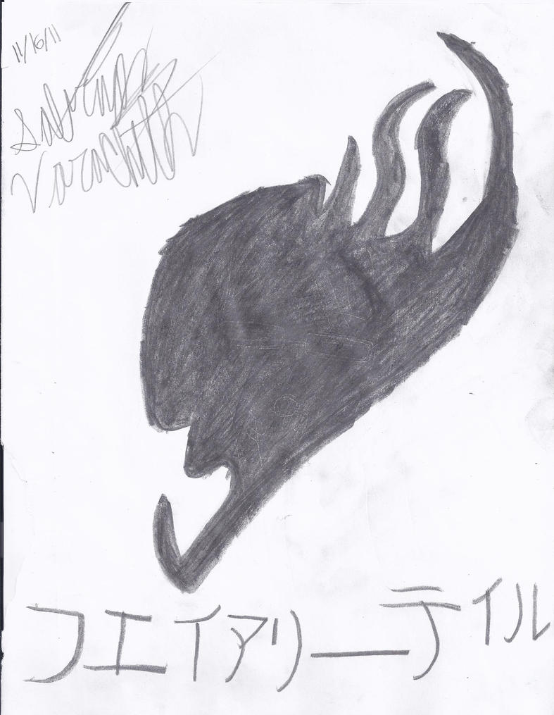 Fairy tail symbol with graphite by mani kattixsol katti on deviantart fairy tail symbol with graphite by mani kattixsol katti biocorpaavc Image collections