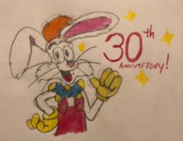 Stay Tooned, Roger Rabbit! by JJSponge120