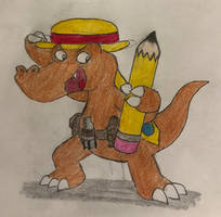 Doodle by JJSponge120