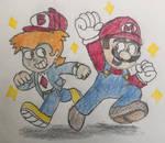 Bob and Mario