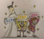 Toon June Day 1: Welcome the Month with Favorites!