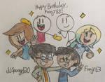 Happy Birthday, Finnjr63! 3