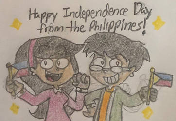 Philippines Independence Day by JJSponge120