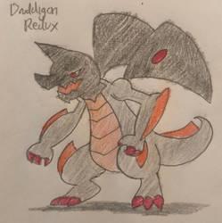Fakemon - Druddigon Redux by JJSponge120