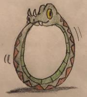 Hooper the Hoop Snake