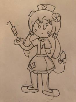 #2483 - Nurse Syringetta
