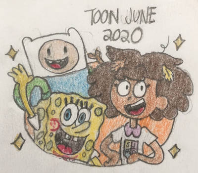 Toon June 2020 - Day 1