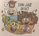 Toon June 2020 - Day 1