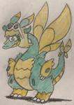 Leni the Wind Dragon
