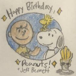 Peanuts Birthday + Bonus