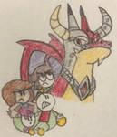 The Foursome vs. Drago