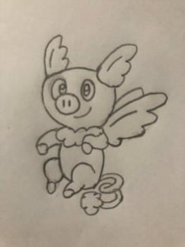 #3923 - Air Piggy