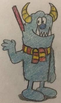 Slushee Monster