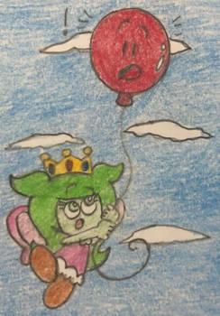 Petita and Looney Ballooney