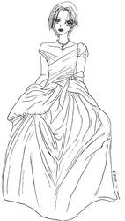 Nana Osaki wearing Vivienne Westwood