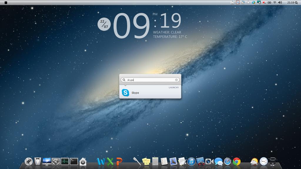 Windows 7 Mac Theme by mastermind131 on DeviantArt